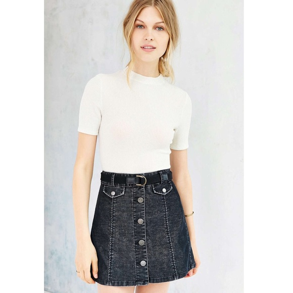 ff42f6d4d BDG Skirts | Urban Outfitters Corduroy Washed Skirt | Poshmark